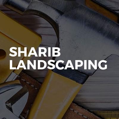 Sharib landscaping