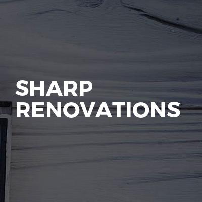 Sharp Renovations