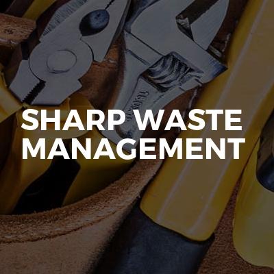 Sharp Waste Management