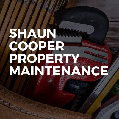 Shaun cooper property maintenance
