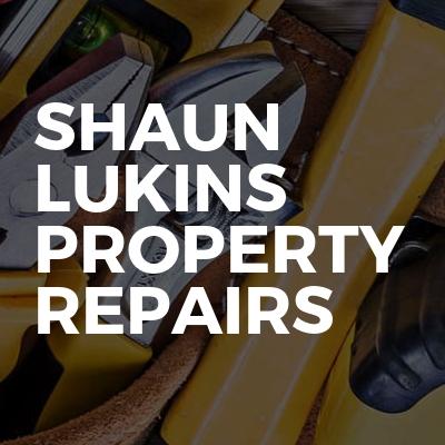 Shaun Lukins Property Repairs