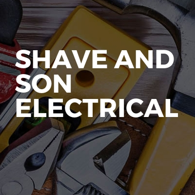 Shave and son electrical