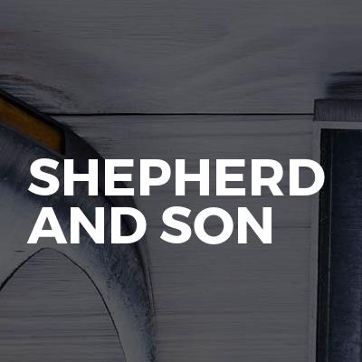 Shepherd And Son