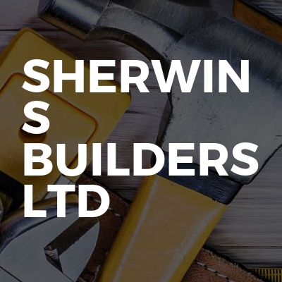 Sherwin s builders ltd