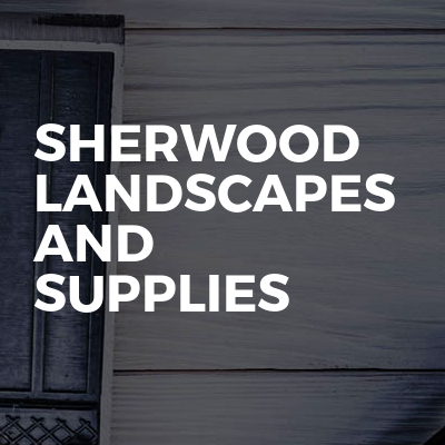 Sherwood Landscapes And Supplies