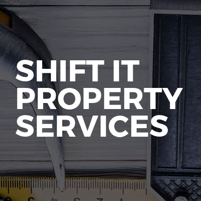 Shift it property services