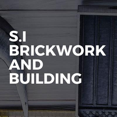 S.I Brickwork And Building