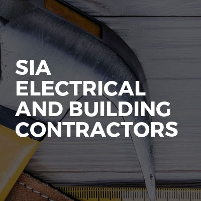 SIA electrical And Building Contractors