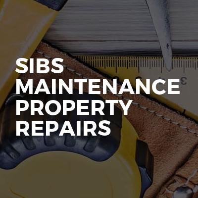 sibs maintenance property repairs