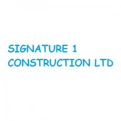 SIGNATURE 1 CONSTRUCTION LTD