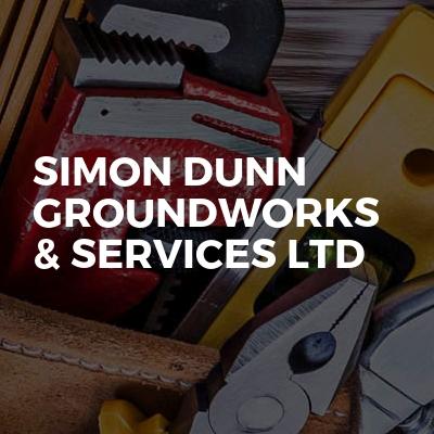 Simon Dunn groundworks & services Ltd