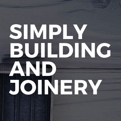 Simply building and joinery