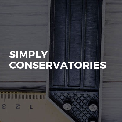 Simply conservatories