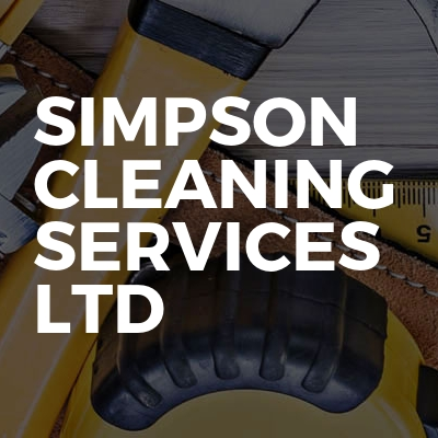 Simpson Cleaning Services LTD