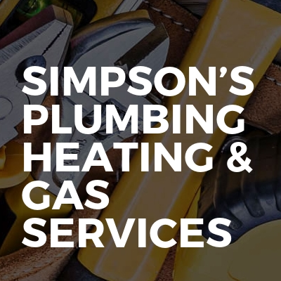Simpson's plumbing heating & gas services