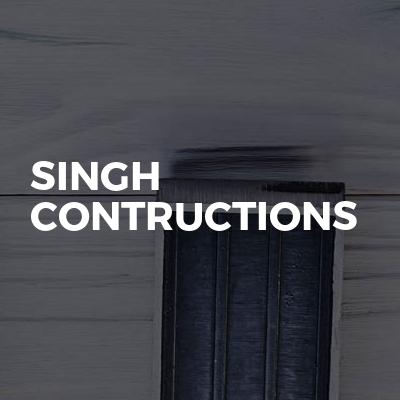 SINGH CONTRUCTIONS