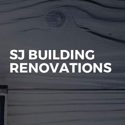 SJ Building Renovations