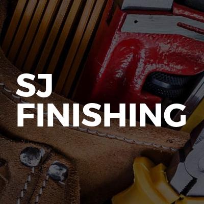 SJ FINISHING