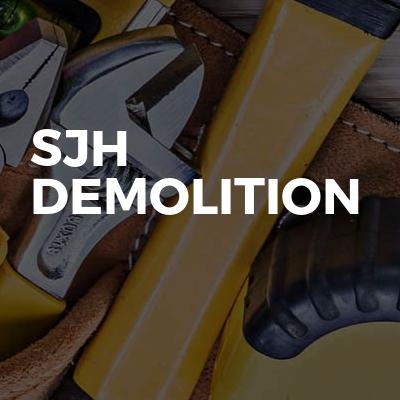 Sjh Demolition
