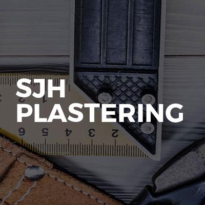 SJH Plastering