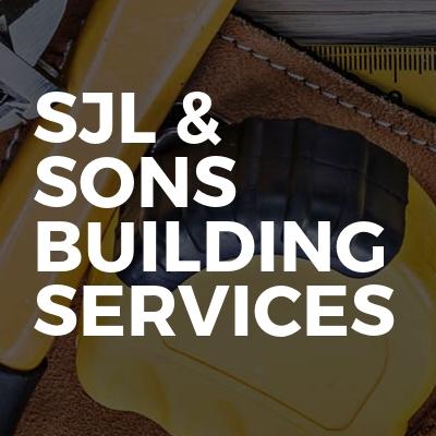 SJL & Sons Building Services