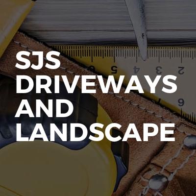 SJS Driveways and landscape