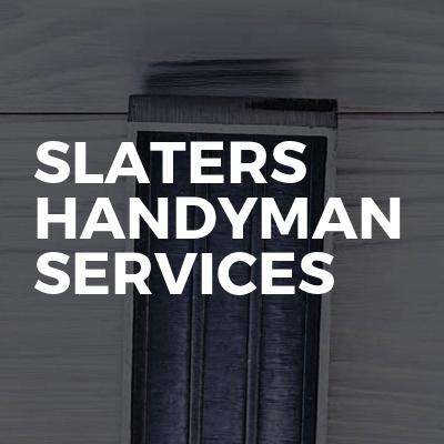 Slaters Handyman Services