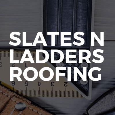 Slates n ladders roofing