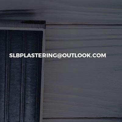 Slbplastering@outlook.com
