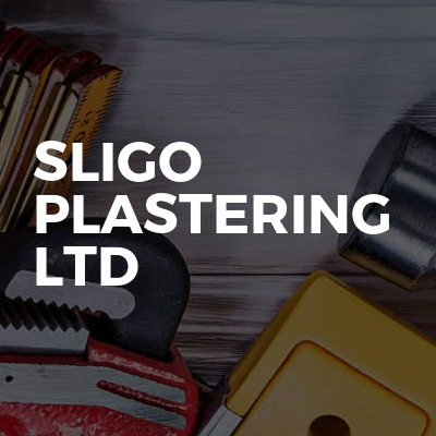Sligo plastering Ltd