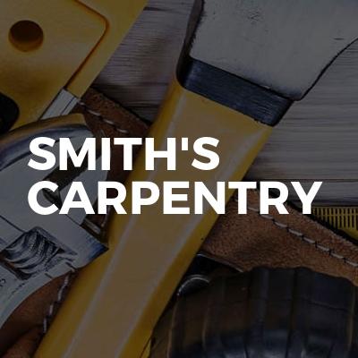 Smith's Carpentry
