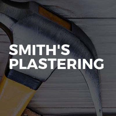 Smith's Plastering