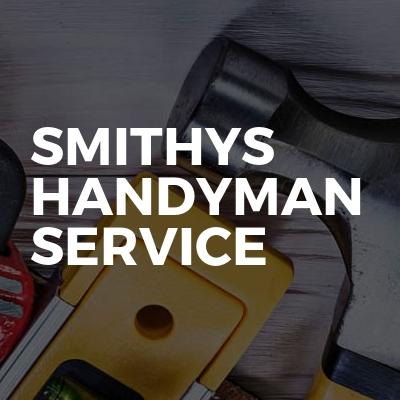Smithys handyman service