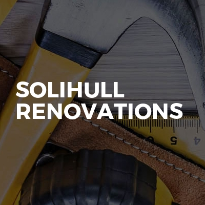 Solihull Renovations