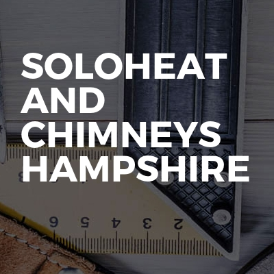 SOLOHEAT AND CHIMNEYS HAMPSHIRE