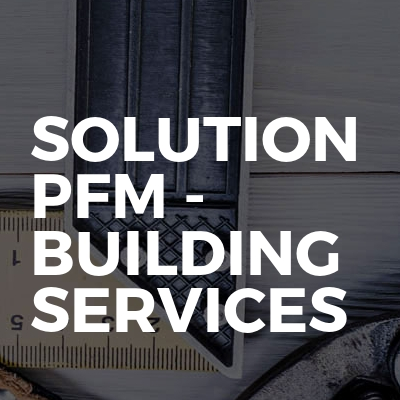 Solution PFM - Building Services