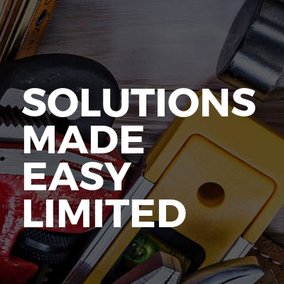 SOLUTIONS MADE EASY LIMITED