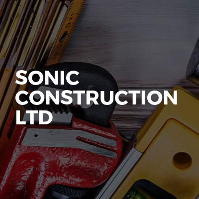 Sonic Construction LTD