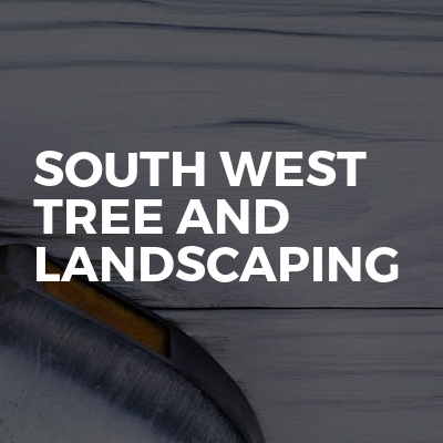 South West Tree And Landscaping