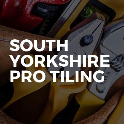 South Yorkshire Pro Tiling