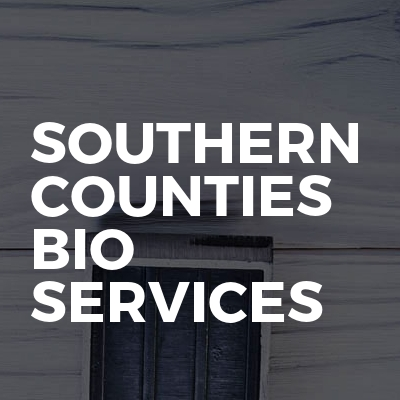 Southern counties bio services