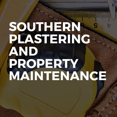 Southern plastering and property maintenance