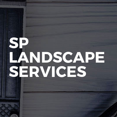 SP Landscape services