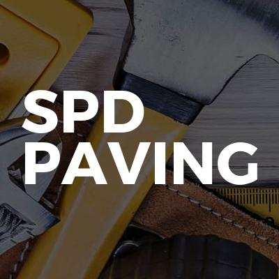 SPD paving