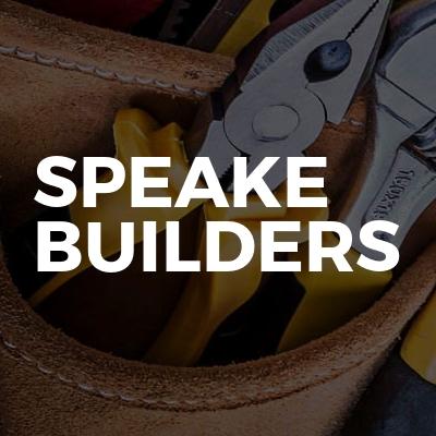 Speake Builders
