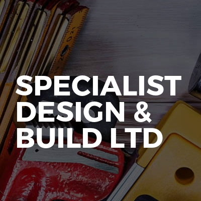 Specialist design & build ltd