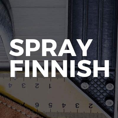 Spray finnish