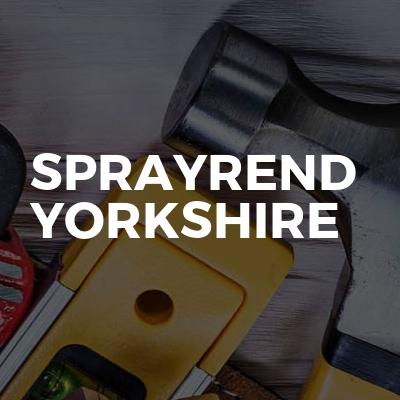 SprayRend Yorkshire