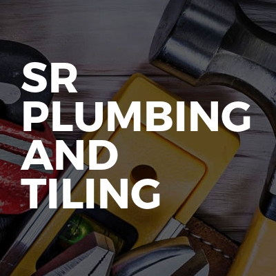 SR Plumbing and Tiling Property Services