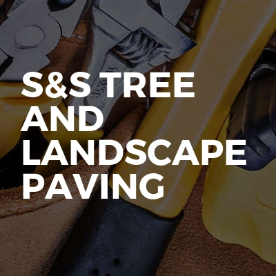 S&s tree and landscape paving